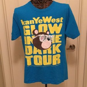Other - Kanye West Glow In The Dark Tour T-shirt